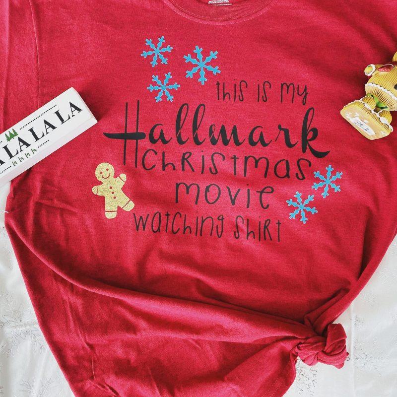 Hallmark shirt