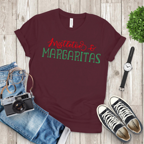 Mistletoes and Margs