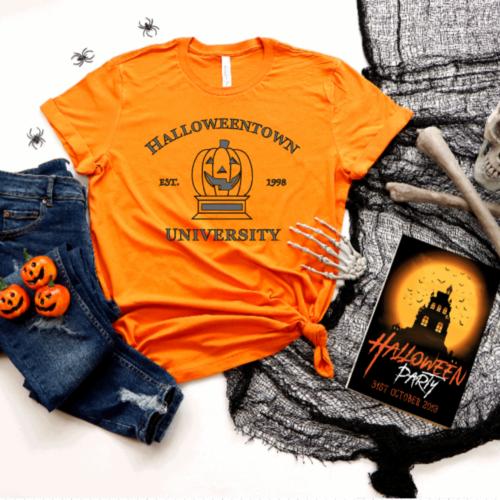 pumpkin halloweentown